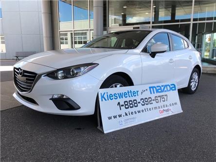 2016 Mazda Mazda3 Sport GS (Stk: U4005) in Kitchener - Image 1 of 29
