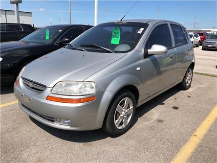 2005 Chevrolet Aveo 5 LT (Stk: 9B058B) in Blenheim - Image 1 of 5
