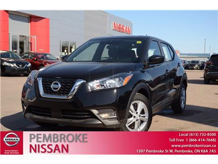2020 Nissan Kicks S (Stk: 20066) in Pembroke - Image 1 of 25