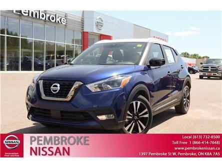 2020 Nissan Kicks SR (Stk: 20108) in Pembroke - Image 1 of 27
