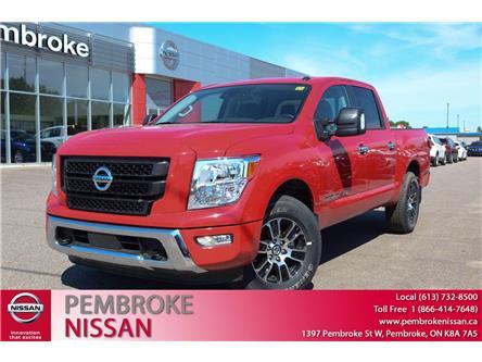 2020 Nissan Titan SV (Stk: 20115) in Pembroke - Image 1 of 26