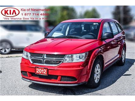 2012 Dodge Journey CVP/SE Plus (Stk: P1209) in Newmarket - Image 1 of 16