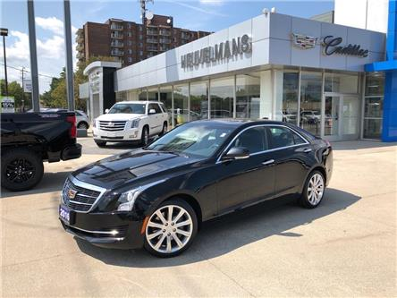 2016 Cadillac ATS 2.0L Turbo Luxury Collection (Stk: L300A) in Chatham - Image 1 of 21