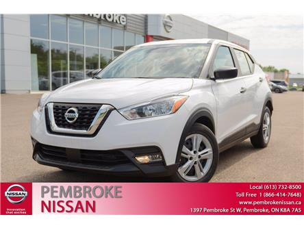 2020 Nissan Kicks S (Stk: 20078) in Pembroke - Image 1 of 26