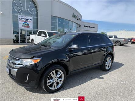 2014 Ford Edge Limited (Stk: U04606A) in Chatham - Image 1 of 24