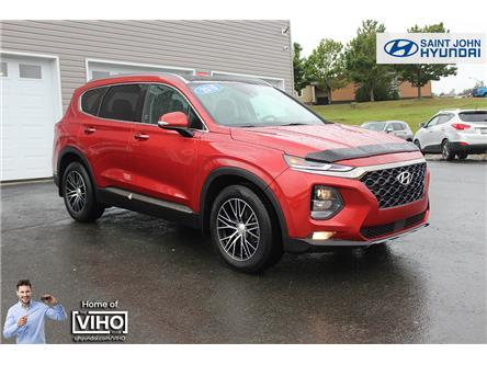 2019 Hyundai Santa Fe Luxury (Stk: U2881) in Saint John - Image 1 of 23