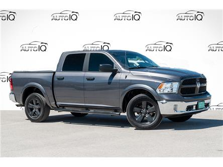 2018 RAM 1500 SLT (Stk: 27655U) in Barrie - Image 1 of 28
