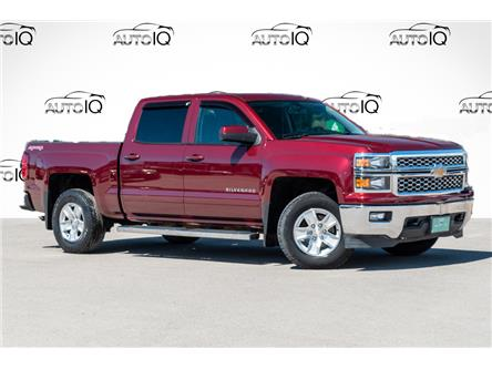 2015 Chevrolet Silverado 1500 LT (Stk: 27644UJ) in Barrie - Image 1 of 26
