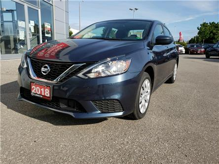 2018 Nissan Sentra 1.8 SV (Stk: KN884227A) in Bowmanville - Image 1 of 27