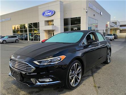 2018 Ford Fusion Titanium (Stk: RP19163) in Vancouver - Image 1 of 24