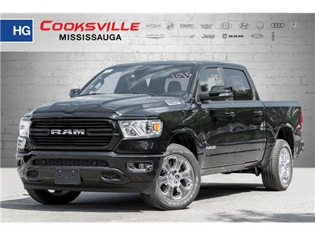 2020 RAM 1500 Big Horn (Stk: LN406974) in Mississauga - Image 1 of 22