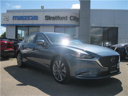 2019 Mazda MAZDA6 Signature (Stk: 00601) in Stratford - Image 1 of 28