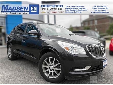 2017 Buick Enclave Leather (Stk: A20522) in Sioux Lookout - Image 1 of 11