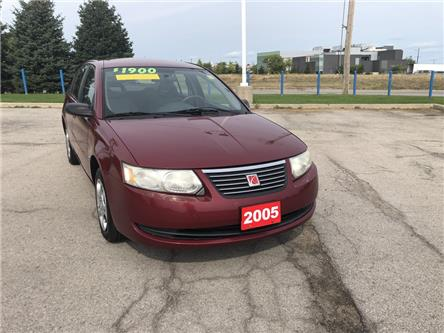 2005 Saturn ION 2 Midlevel (Stk: L253B) in Grimsby - Image 1 of 13