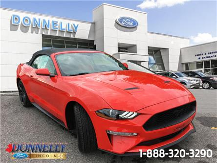 2020 Ford Mustang EcoBoost Premium (Stk: DT1162DT) in Ottawa - Image 1 of 24