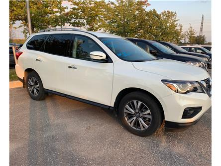 2019 Nissan Pathfinder SV Tech (Stk: KC632982) in Bowmanville - Image 1 of 9