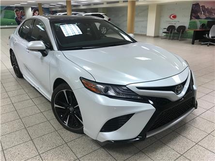 2018 Toyota Camry XSE (Stk: 201246A) in Calgary - Image 1 of 13