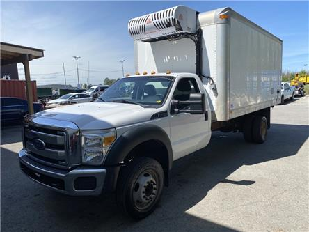 2016 Ford F-550 Chassis XL (Stk: 36874W) in Belleville - Image 1 of 16
