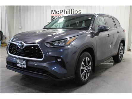 2020 Toyota Highlander XLE (Stk: S518940) in Winnipeg - Image 1 of 24