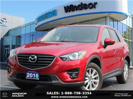 2016 Mazda CX-5 GS (Stk: PR4096) in Windsor - Image 1 of 26