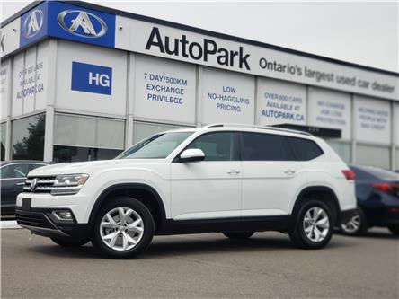 2019 Volkswagen Atlas 3.6 FSI Highline (Stk: 19-71517RJB) in Brampton - Image 1 of 24