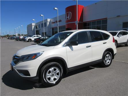 2016 Honda CR-V LX (Stk: 28724L) in Ottawa - Image 1 of 16