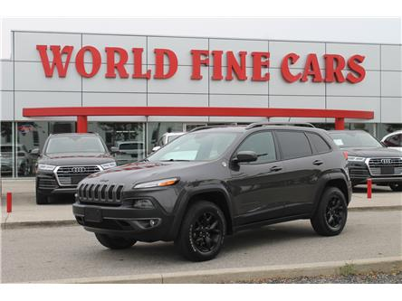 2014 Jeep Cherokee Trailhawk (Stk: 17468) in Toronto - Image 1 of 22
