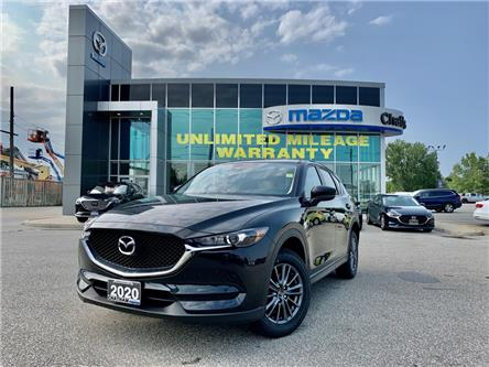 2020 Mazda CX-5 GX (Stk: NM3330) in Chatham - Image 1 of 23