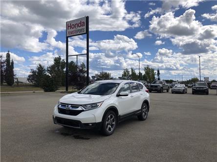 2017 Honda CR-V EX-L (Stk: 20-040A) in Grande Prairie - Image 1 of 15