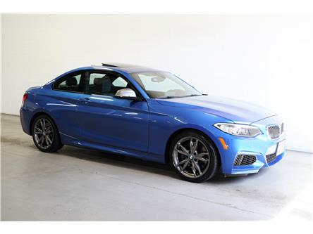 2017 BMW M240i xDrive (Stk: #641585) in Vaughan - Image 1 of 25