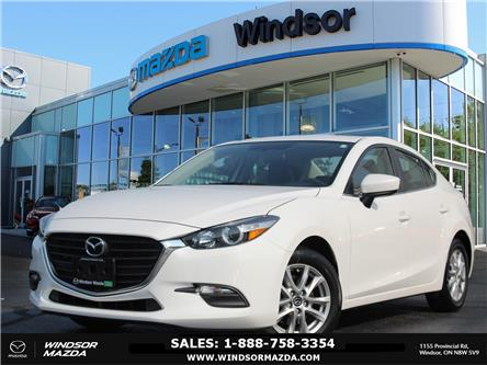 2017 Mazda Mazda3 SE (Stk: PR6325) in Windsor - Image 1 of 24