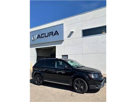 2019 Dodge Journey Crossroad (Stk: PW0181) in Red Deer - Image 1 of 23