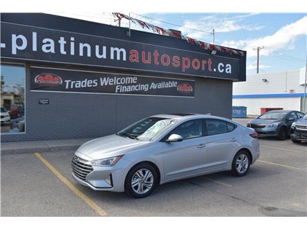 2020 Hyundai Elantra Preferred (Stk: PP713) in Saskatoon - Image 1 of 27