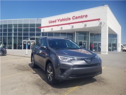 2018 Toyota RAV4 LE (Stk: U204160) in Calgary - Image 1 of 26
