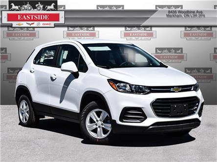 2021 Chevrolet Trax LS (Stk: MB302135) in Markham - Image 1 of 18