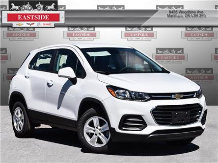 2021 Chevrolet Trax LS (Stk: MB301692) in Markham - Image 1 of 19