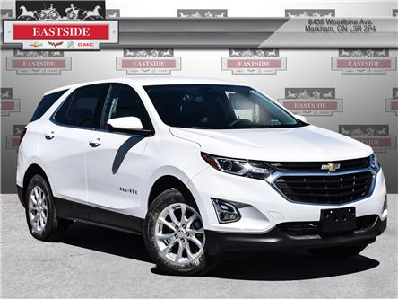 2020 Chevrolet Equinox LT (Stk: L6262750) in Markham - Image 1 of 22