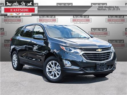2020 Chevrolet Equinox LT (Stk: L6261823) in Markham - Image 1 of 22