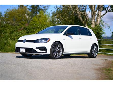 2019 Volkswagen Golf R 2.0 TSI (Stk: KG125718) in Vancouver - Image 1 of 25