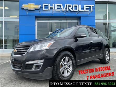 2015 Chevrolet Traverse 1LT (Stk: 20287A) in Ste-Marie - Image 1 of 25