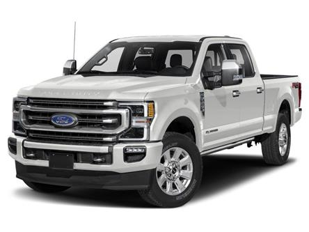 2020 Ford F-250 Platinum (Stk: VFF19725) in Chatham - Image 1 of 9