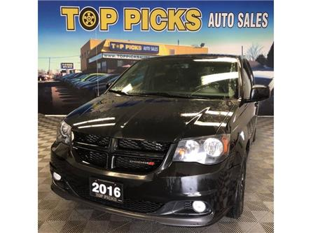 2016 Dodge Grand Caravan R/T (Stk: 374007) in NORTH BAY - Image 1 of 26