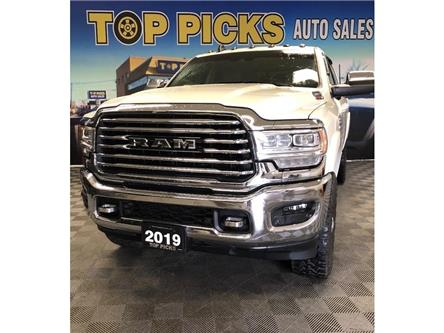 2019 RAM 2500 Laramie Longhorn (Stk: 626347) in NORTH BAY - Image 1 of 30