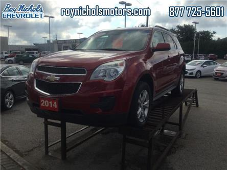 2014 Chevrolet Equinox 1LT (Stk: W205A) in Courtice - Image 1 of 11