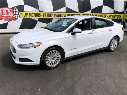 2014 Ford Fusion Hybrid S (Stk: 49820) in Burlington - Image 1 of 18