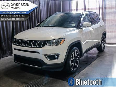 2019 Jeep Compass Limited (Stk: MP9908) in Red Deer - Image 1 of 24