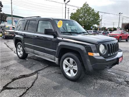2011 Jeep Patriot Sport/North (Stk: 2498A) in Windsor - Image 1 of 11