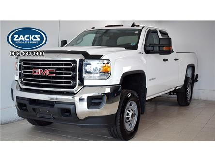 2017 GMC Sierra 2500HD Base (Stk: 47805) in Truro - Image 1 of 30