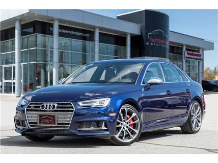 2018 Audi S4 3.0T Technik (Stk: 20HMS904) in Mississauga - Image 1 of 26