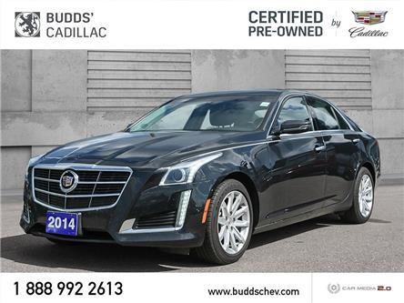 2014 Cadillac CTS 2.0L Turbo (Stk: C40006A) in Oakville - Image 1 of 25